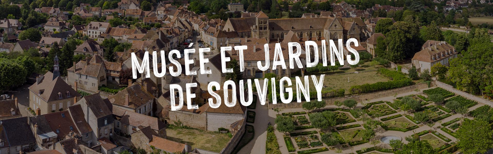 Musée et jardins de Souvigny