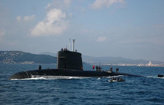 Fête de sous-marinier